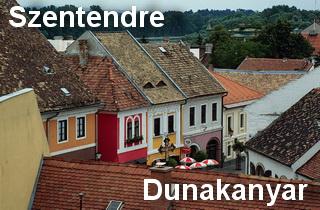 falusi turizmus - Szentendre