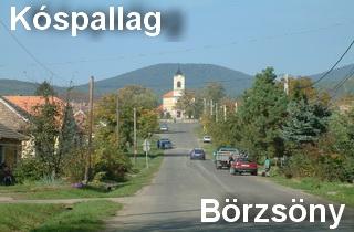 falusi turizmus - Kóspallag