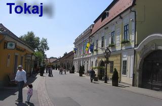 falusi turizmus - Tokaj