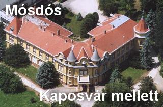 falusi turizmus - Mosdós