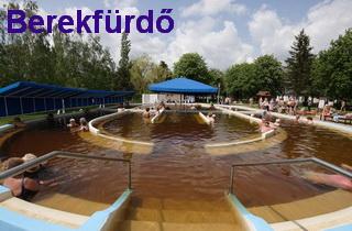 falusi turizmus - Berekfürdő