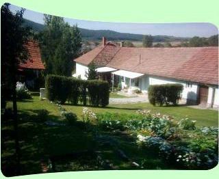 falusi turizmus Alsószuha