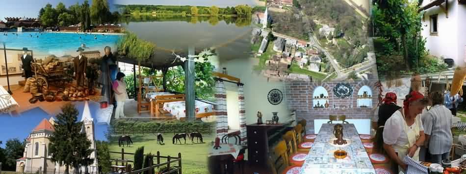 Nagyrécse falusi turizmus szállás